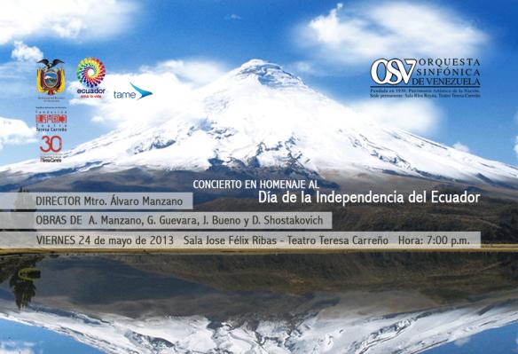 Gala Ecuatoriana