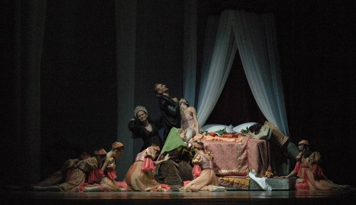 Romeo y Julieta. Foto Rafael Campos 4