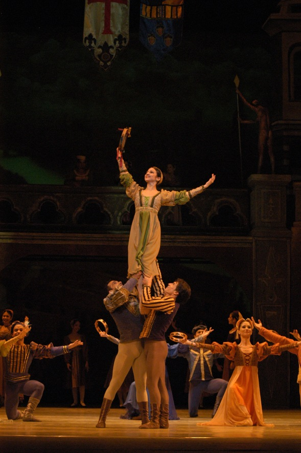 Romeo y Julieta1. Foto Rafael Campos 5