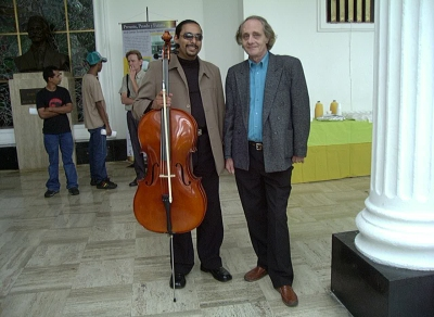 Bogdan Trochanowski y Luis Alfredo Farfán