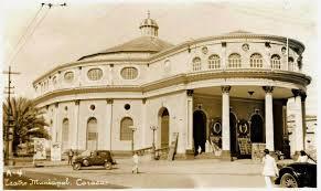 caracas 1930 teatro municipal