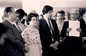 RAFAEL CALDERA GRACIELA RÍOS REYNA DOMINGO GARCÍA SALVADOR ITRIAGO